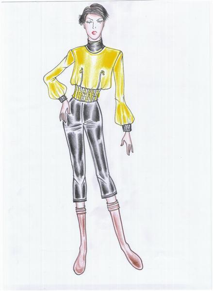 รับออกแบบเสื้อผ้าแฟชั่น ชุดสำหรับวัยรุ่นที่ดูเก๋ไก๋น่ารัก