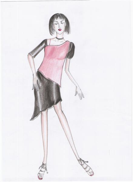เสื้อผ้าแฟชั่น ออกแบบเสื้อผ้า