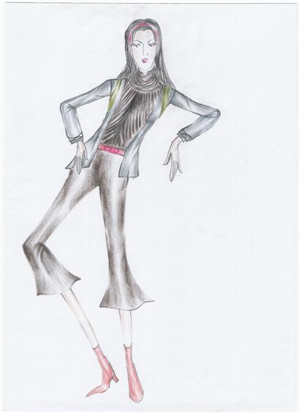 ออกแบบเสื้อผ้าชุดลำรอง
