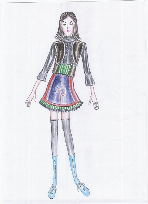 เสื้อผ้าวัยรุ่นสไตล์เกาหลี
