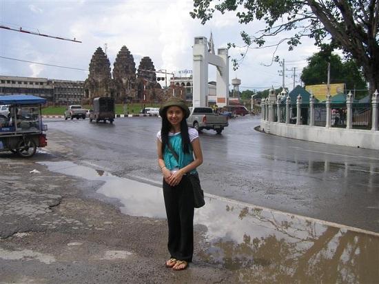 พระปางสามยอด ศาลพระกาฬลพบุรี