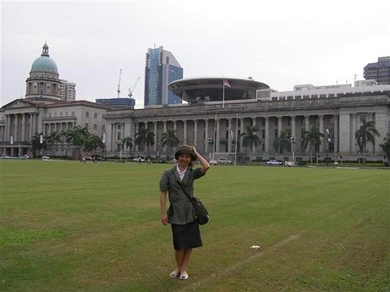 City Hall ซิตี้ฮอลล์สิงค์โปร์